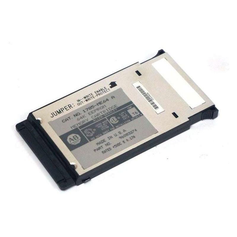 1785-ME64 ALLEN -BRADLEY - EEPROM Memory Cartridge